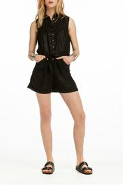 Maison Scotch Black Romper - Product Mini Image