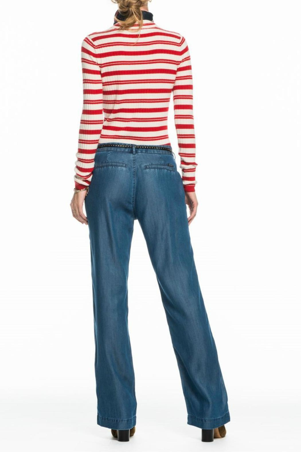 Maison Scotch Trousers - Front Full Image