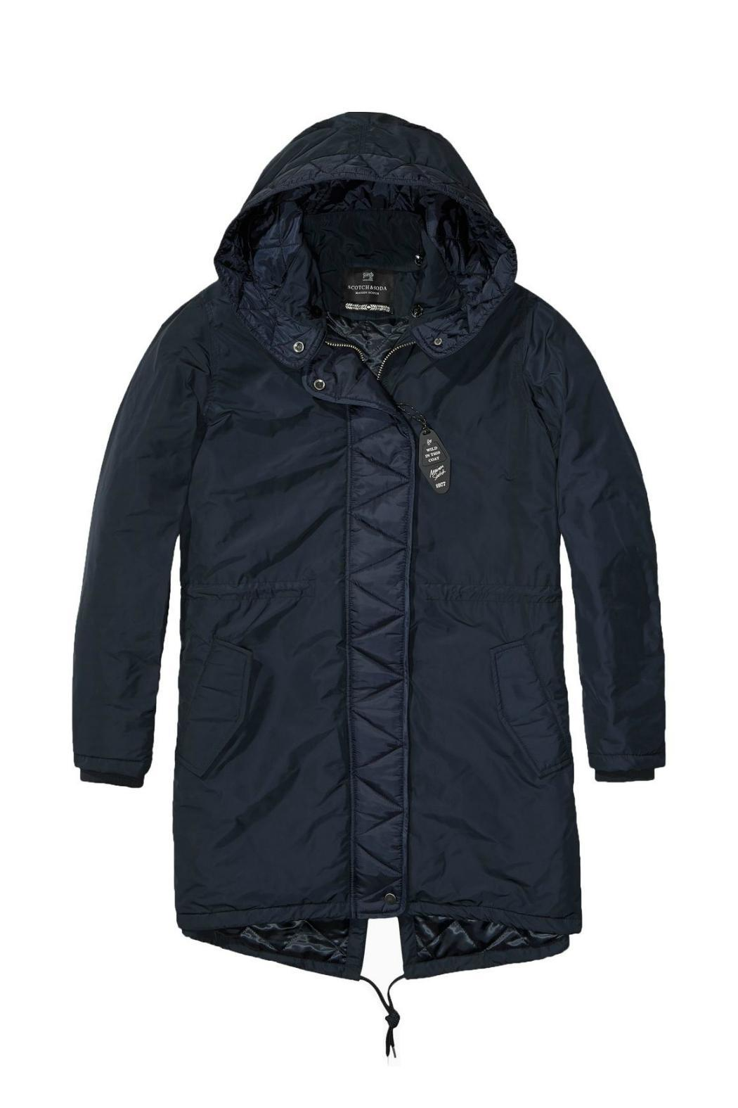 maison scotch windbreaker parka from canada by tea leaf. Black Bedroom Furniture Sets. Home Design Ideas
