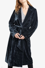 MaiTai Deluxe Velvet Trench - Front cropped