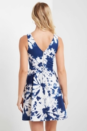 MaiTai Floral Fit/Flare Dress - Front full body