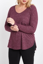MaiTai Soft Pocket Top - Front cropped