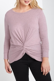 MaiTai Tie Waist Long-Sleeve - Front cropped