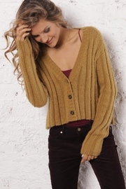 Wooden Ships Maizie Solid Cardigan - Product Mini Image