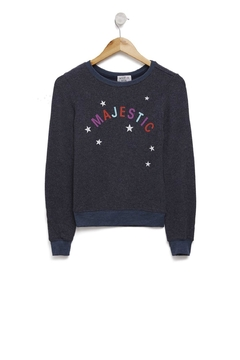 Wildfox Kids Majestic Baggy-Beach Jumper - Alternate List Image