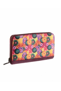 Shoptiques Product: Colorful Leather Wallet