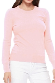 MAK Blush Pink Sweater - Product Mini Image