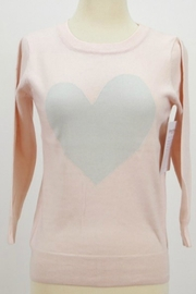 MAK Heart Sweater - Product Mini Image