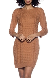 MAK Knit Sweater Dress - Product Mini Image