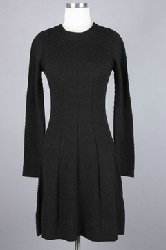 Shoptiques Product: Pleated Sweater Dress
