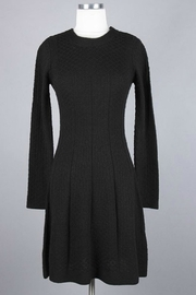 MAK Pleated Sweater Dress - Product Mini Image