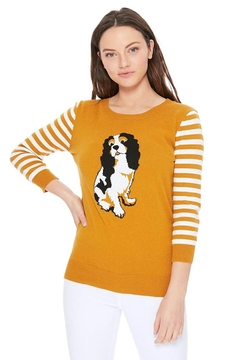 Mak Sweater King Charles-Spaniel Sweater - Product List Image