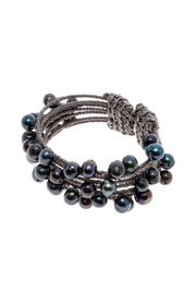 Maka Kauai Dark Pearl Bangle - Product Mini Image