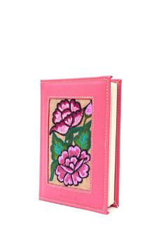 Shoptiques Product: Hand Embroidered Notebook