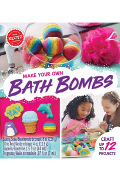 Klutz Make Your Own Bath Bombs - Alternate List Image