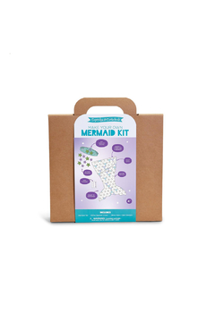 Cupcakes & Cartwheels Make Your Own Mermaid Kit - Product List Image
