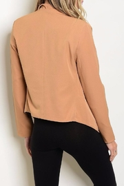 makers of dreams Camel Blazer - Front full body