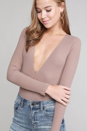 makers of dreams Snap Button Bodysuit - Product Mini Image
