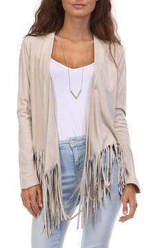 Shoptiques Product: Stone Fringe Jacket