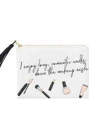 Collins Paintings Makeup Cosmetic Bag - Product Mini Image