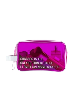 About Face Designs Makeup Cosmetic Bag - Alternate List Image