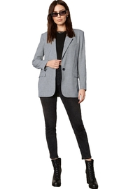 BB Dakota  Making Moves Grey Blazer - Product Mini Image