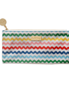Shoptiques Product: Making Waves Brush Pouch