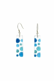 Maku Bubbles Glass Earrings - Product Mini Image