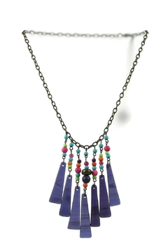Maku Cascada Triangles Necklace - Product List Image