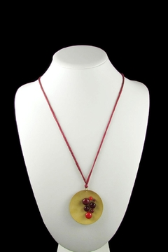 Maku Cazuela Necklace - Alternate List Image