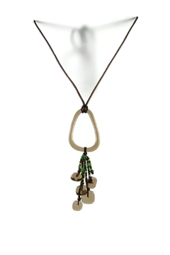 Maku Chaquiras Glass Necklace - Product List Image
