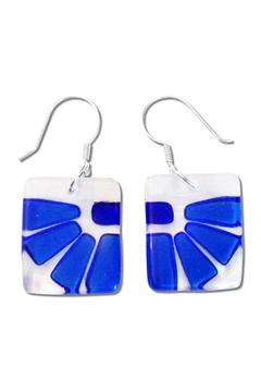 Maku Lama Glass Earrings - Product List Image