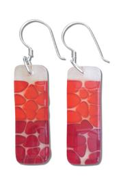 Maku Picado Glass Earrings - Front cropped