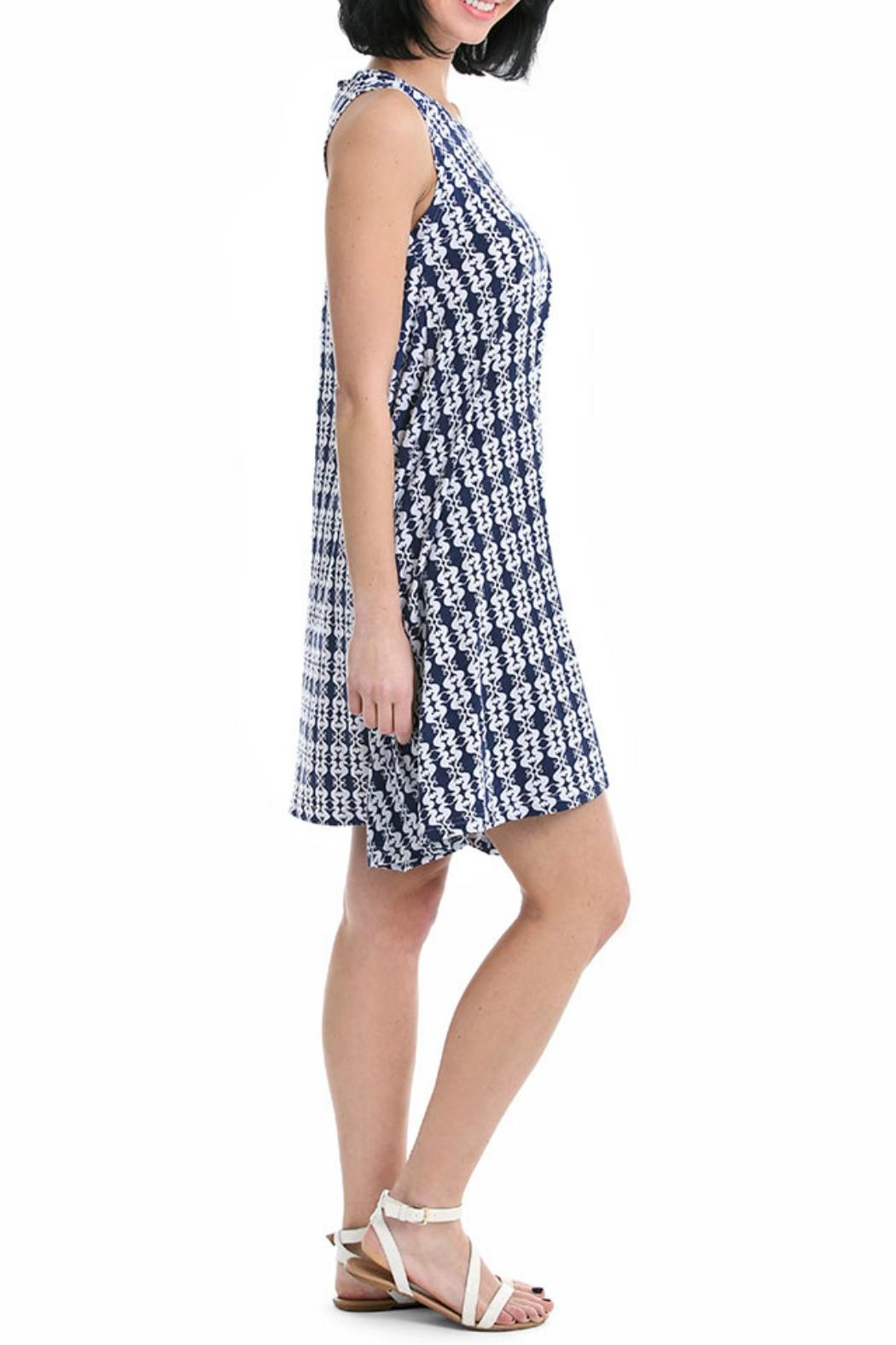 Malabar Bay Sea Kisses Dress - Side Cropped Image