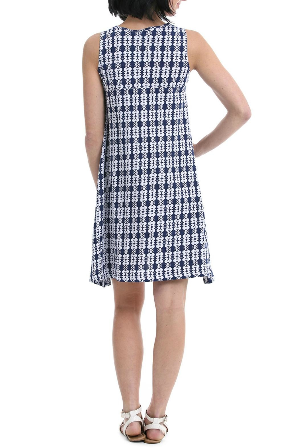 Malabar Bay Sea Kisses Dress - Front Full Image
