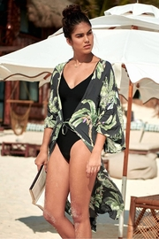 Malai Swimwear Jungle-Sight Clif Kimono - Product Mini Image