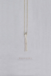 MALANDRA Jewelry Tessa Collection Necklaces - Product Mini Image