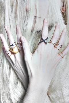Shoptiques Product: X Ring Simple