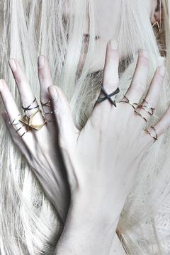 Shoptiques Product: X Simple Ring