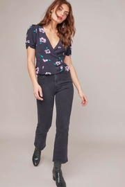 ASTR Malia Floral Top - Product Mini Image