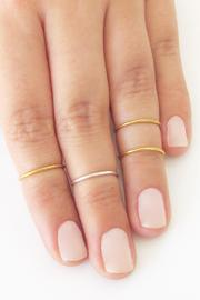 Malia Designs Gold Mid Ring - Product Mini Image