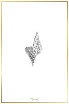 Malia Designs Wing Ring Silver - Product List Image