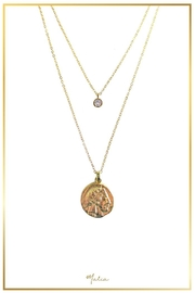 Malia Jewelry 2-Pack Golden Necklaces - Product Mini Image