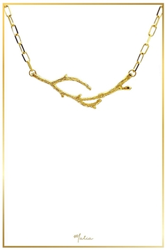 Malia Jewelry Branch Rectangular-Chain Necklace - Product List Image