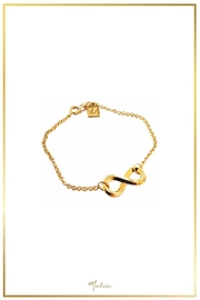 Malia Jewelry Infinite Bracelet - Front full body