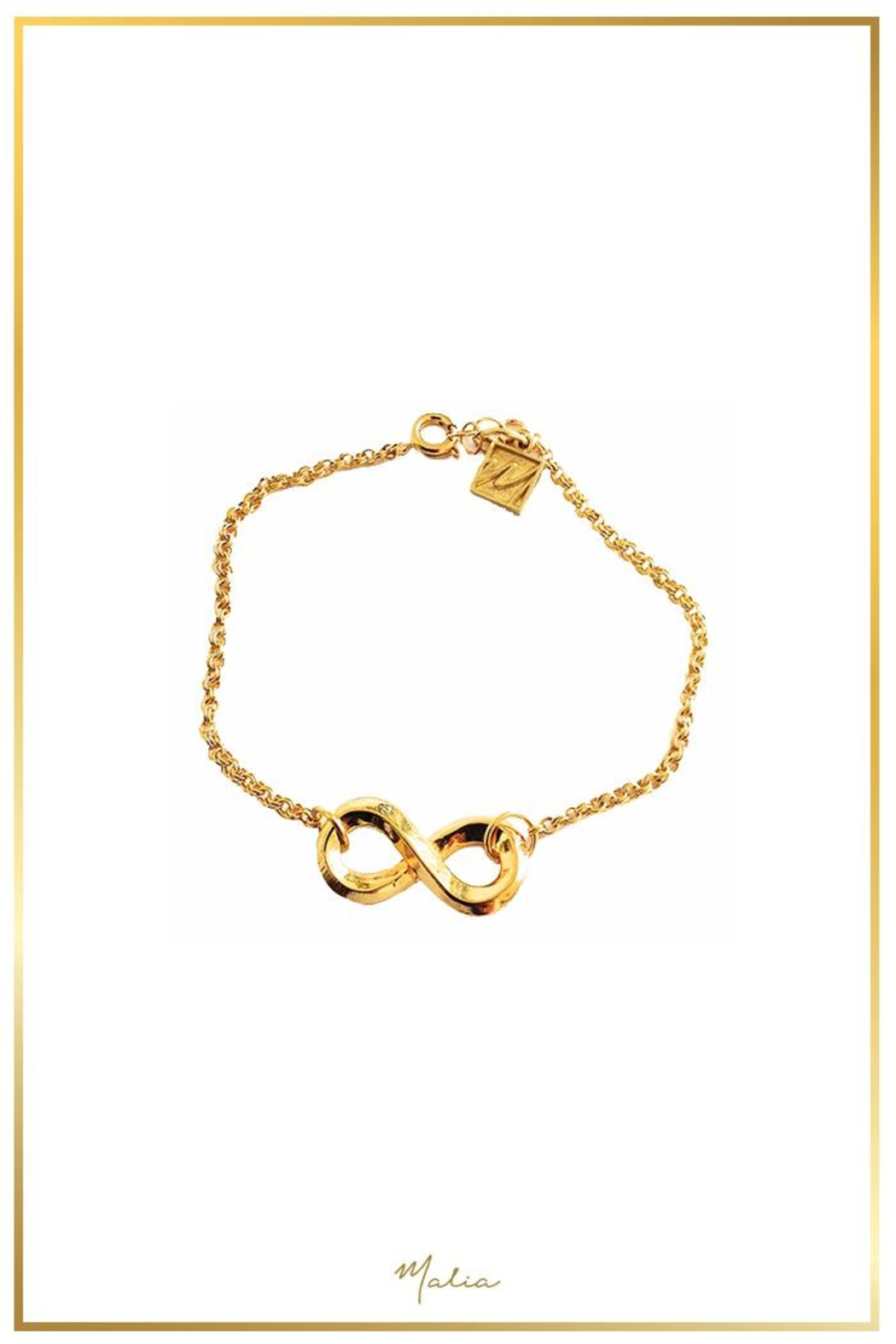 Malia Jewelry Infinite Bracelet - Main Image