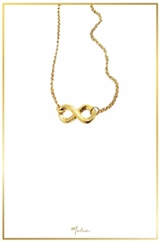 Malia Jewelry Infinite Necklace - Product Mini Image