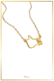 Malia Jewelry Like Necklace - Product Mini Image
