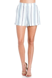 Maven West Malibu Stripe Shorts - Product Mini Image