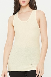 Michelle by Comune MALIBU TANK - Front cropped